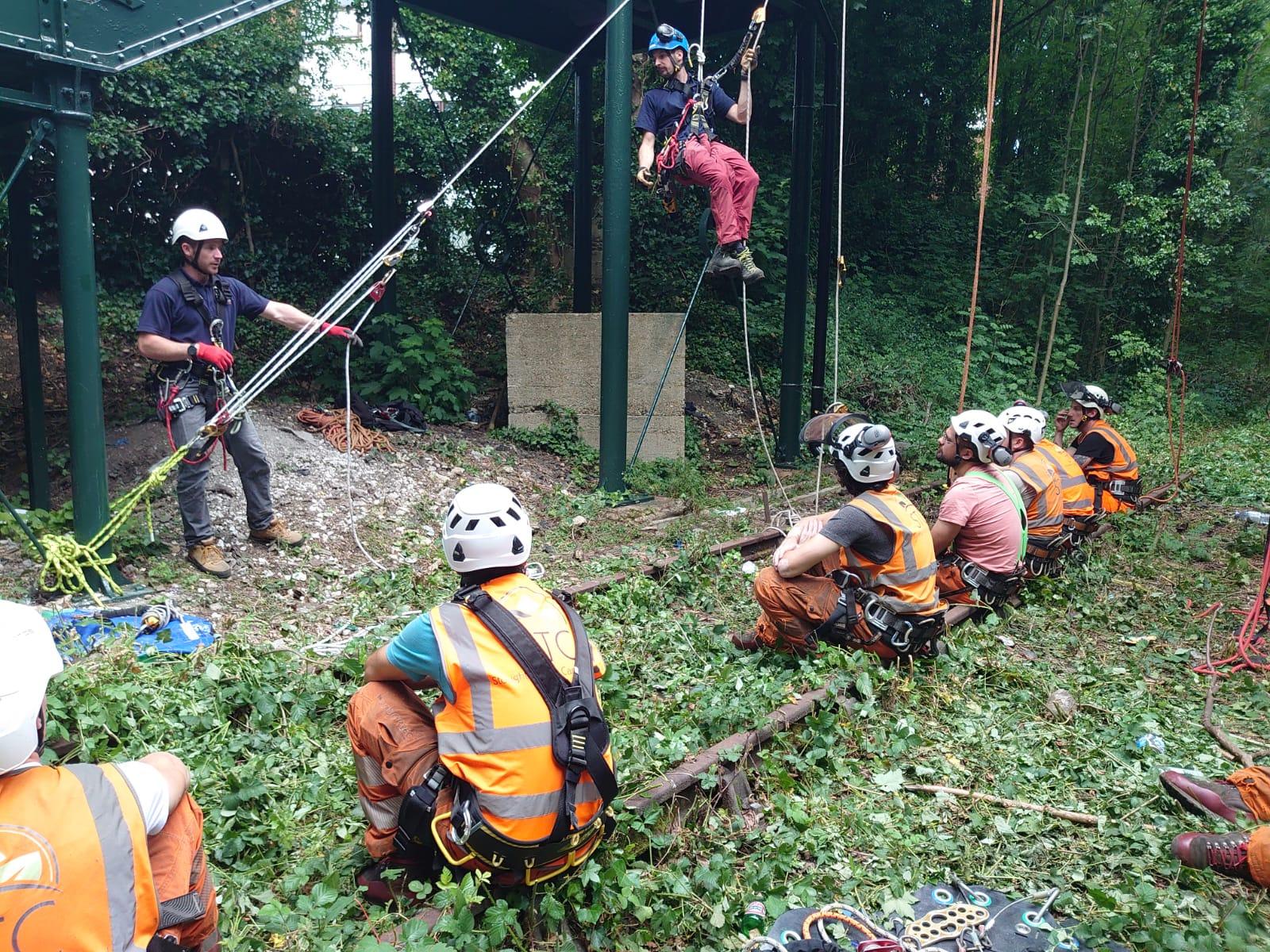 STC Team Safety Training